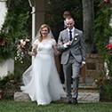 Sarah & Matt | West Lafayette, IN |Outdoor Wedding