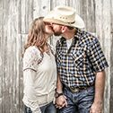 Tommi & Nakia | Engagement Session | Horses