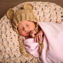 Penelope | Newborn Photography | Baby Plan | Lafayette, Indiana