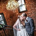 Claire & Mitch | Canal 337 | Indianapolis Wedding